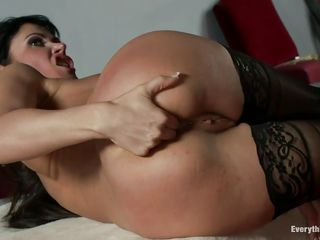 two milfs, a big dildo and some anal pleasure