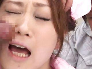 asian nurse in trouble
