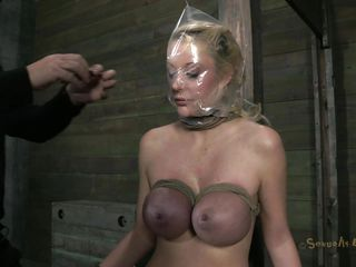 really hard tits torturing