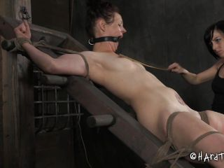 bad miss james is being punished!