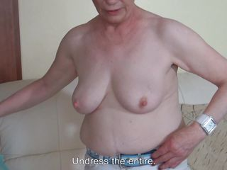 my old nanny has a big sex toy