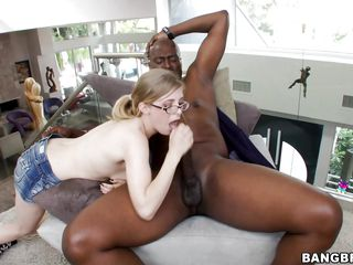 huge black cock for a white slut