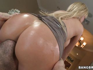 milf with big oiled butt wants anal