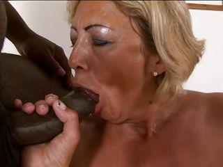 granny likes black meat