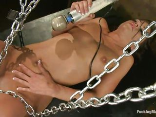 she likes it mechanically