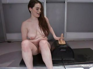 a fucking machine for her satisfaction