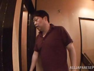 japanese girl fucked in izakaya bathroom