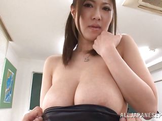 japanese teacher wears sexy dress