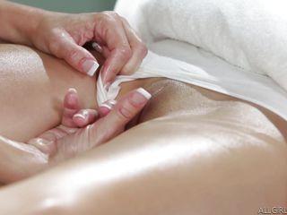 naughty lesbian massage
