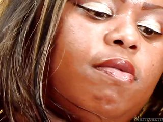 chubby black pussy needs cock @ big black gang bang #03