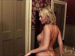 blonde wife sucks her husbands hard cock