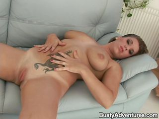 big boobs and a pussy that's itching for cock