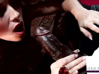 stylish czech beauty sucking a bbc