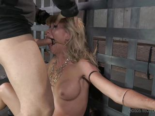 simone gets brutally mouth fucked