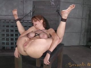 veronica fucked while bonded
