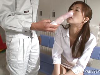 she'll take any sex toy