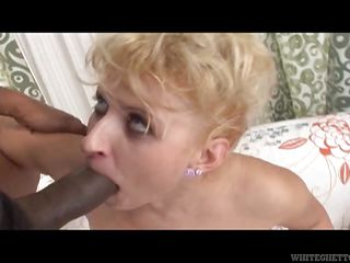 hot interracial sex @ 142 inches of black cock #03