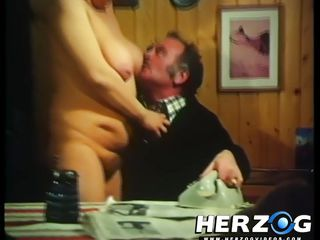 vintage heterosexual hardcore sex session