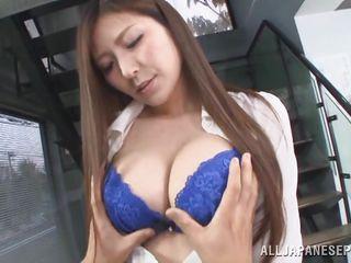 taking photos of the teacher's big tits