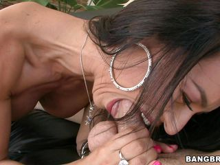 hispanic milf is a whore that wants to please the cock