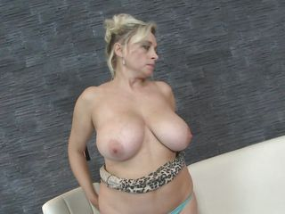 big titted mature teases