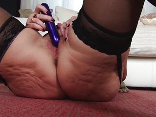 fat mature dildos herself