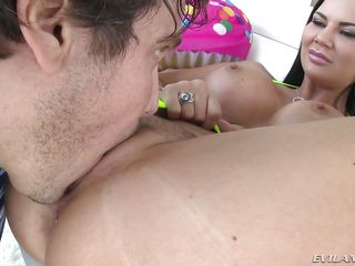 busty jasmine jae gets her ass stretched @ asshole auditions #02