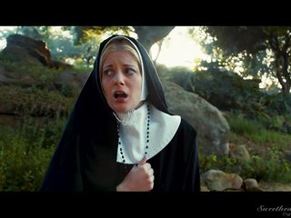 lonely nun masturbates, when no one sees @ confessions of a sinful nun