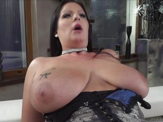 two busty beauties get all the cocks @ live shows - october