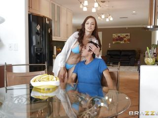 sexy milf gets rubbed and fucked