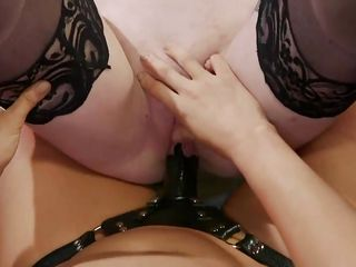 hot lesbians prefer role-plays, bdsm and group sex!