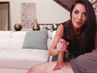 sultry oral sex with a superhot milf