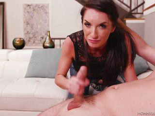sultry sex with my horny stepmom is simply superb