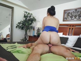 the biggest ass i've ever seen