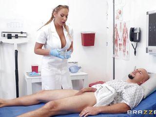 this kind nurse will suck my dick