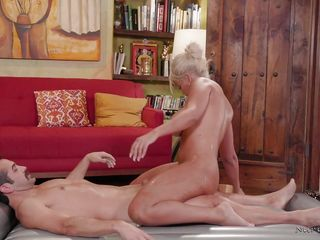busty latina knows the best massage techniques